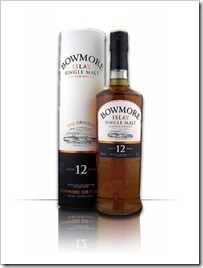 Bowmore12years