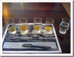 Guided tasting of Laphroaig