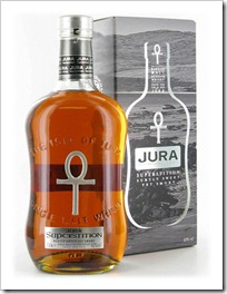 Quick Dram : Jura Superstition