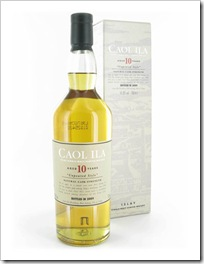 "Quick Dram : Coal Ila ""Unpeated Style"" 2009"