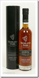 Highland Park 12 Single Cask (bottled for Maxxium Netherlands)