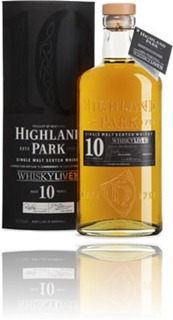 Quick Dram : Highland Park 10 yo for WhiskyLive 2010 London