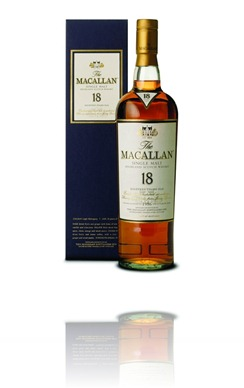 Quick Dram : The Macallan 18 Sherry Oak