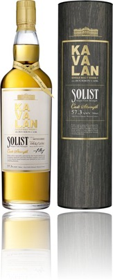 Tasting Kavalan part IV : 'Solist' Single Cask, Ex-Bourbon