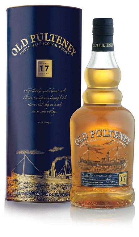 Old Pulteney 17 Year Old - Whisky Foundation