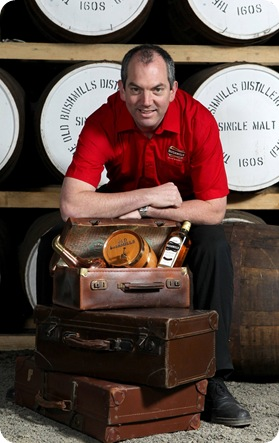 Colm Egan launched Make it 2 Bushmills 3