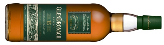 And the winner in the GlenDronach Competition is…