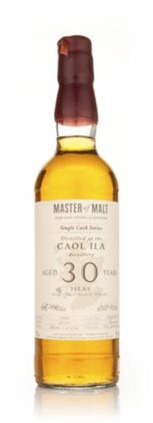 Quick Dram : Master of Malt Caol Ila 30 yo single cask