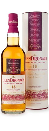 'GlenDronach Time' Session #4 : Dessert Wine finishes–Sauternes & Moscatel