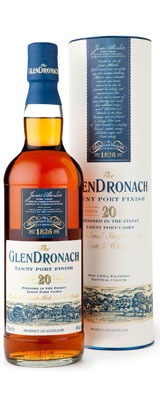 GlenDronach Time : Session #5–Tasting the 20 yo 'Tawny Port' Finish