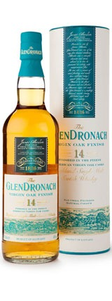 'GlenDronach Time' , Session #3 : The 14 yo,'Virgin Oak' Finish