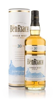 Tasting The BenRiach 20 yo