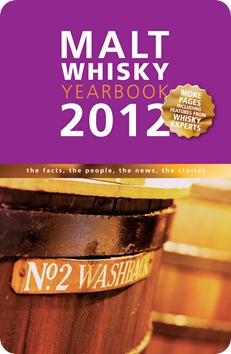 Good News! – Whisky Israel to be featured on the Malt Whisky yearbook 2012
