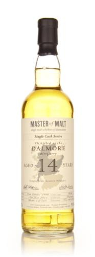 Tasting The Master of Malt Dalmore 1996 14-year-old  Single Cask