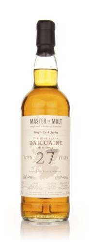 Tasting Dailuaine 1983 , 27yo Single Cask (Master of Malt)