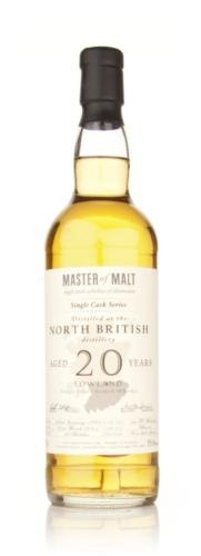 Tasting North British 1991, 20yo Single Grain by Master of Malt