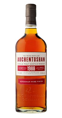 Tasting Auchentoshan Bordeaux finish 1988