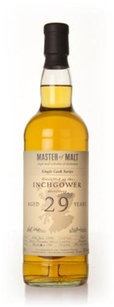 Master of Malt Inchgower 29 yo, 1982 vintage