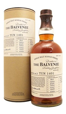 The Balvenie Tun 1401 Batch #3