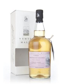 Quick Dram: Wemyss Malts Rum 'n' Raisin 1989