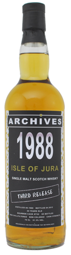 Isle of Jura 1988 Arc - WHISKYBASE