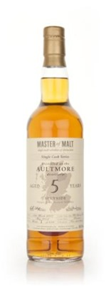 aultmore-5-year-old-single-cask-master-of-malt-whisky