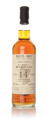 A cracking Benrinnes 14 Single cask from MoM (or why do you need to think fast!)