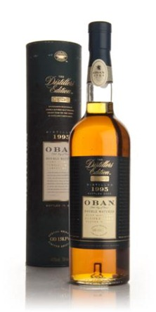 Oban Distiller's Edition 1995 – Montilla Fino Finish