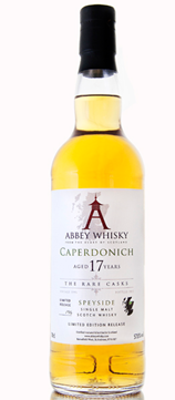Caperdonich 17 Year Old (Abbey Whisky)