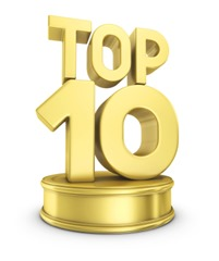 Top 10 drams for 2012  (that do not require selling an organ)