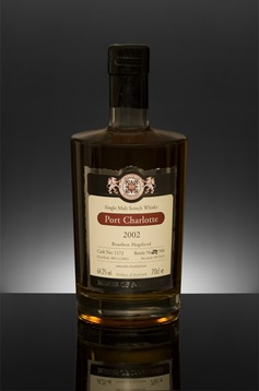Port Charlotte 2002 (Malts of Scotland) cask 1172