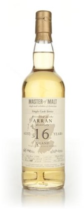 Arran 16 Year Old – Single Cask (Master of Malt)