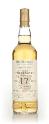 Tobermory 17 Year Old – Single Cask (Master of Malt)