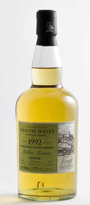 "Wemyss Malts ""Mellow Mariner"" Ardmore 1992"