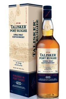 A different sort of Talisker : Talisker Port Ruighe