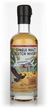 Arran – Batch 1 (That Boutique-y Whisky Company)
