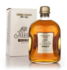 #12blends Day 2 –  Nikka All Malt