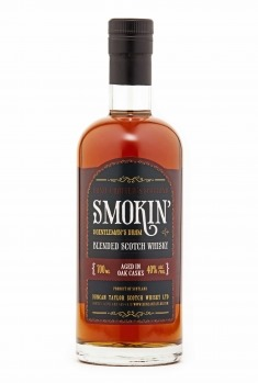 #12blends–Day 7 – Smokin' Blended Scotch Whisky
