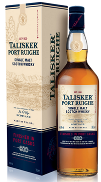 Whisky News , April 19th–A new Port finished Talisker is released