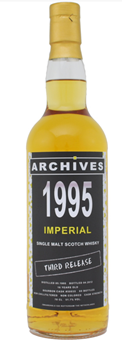 Imperial 1995 , Whiskybase Archives
