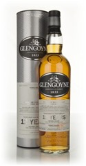 Two Glengoyne (12,15 year old) OBs