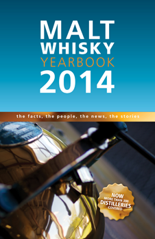 Book review : Malt Whisky Yearbook 2014