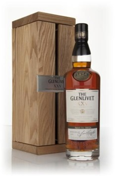 The Glenlivet XXV–25 yo