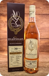 Glenturret 30 yo (The Malt Man)