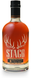 Two Whiskeys to start 2014–Stagg Jr & High West Double Rye