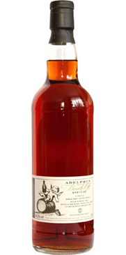 Breath of Speyside Adelphi 15 yo 60,2% [Glenfarclas]