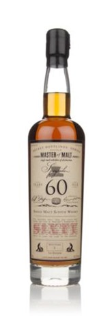 The New Master of Malt 60 Year Old Speyside