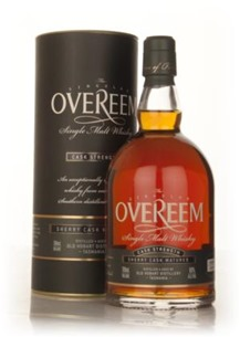 Quick dram: Overeem Take II- Sherry cask 60%