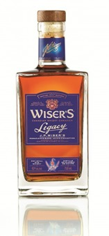 Post Passover Whisky: Wiser's Legacy