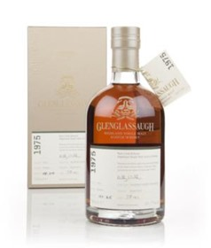 GlenGlassaugh single casks batch #1 cask 7301 vintage 1975